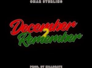 Omar Sterling - December 2 Remember